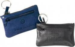 Schlüsseltaschen aus Büffel-Leder mit Geldfach Bitte Farbe wählen!