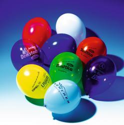 Luftballons gemischte Farben