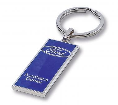 Gegossene Metall-Schlüsselanhänger mit Ihrem Firmenlogo