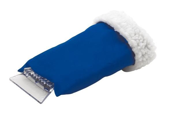 """Eiskratzer """"Clear sight"""" mit Handschuh blau"""