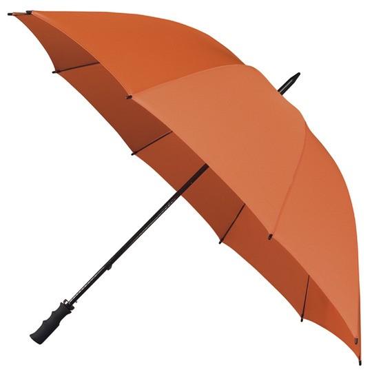 """Windsicherer Sportsline Golfschirm """"Falcone"""" orange"""
