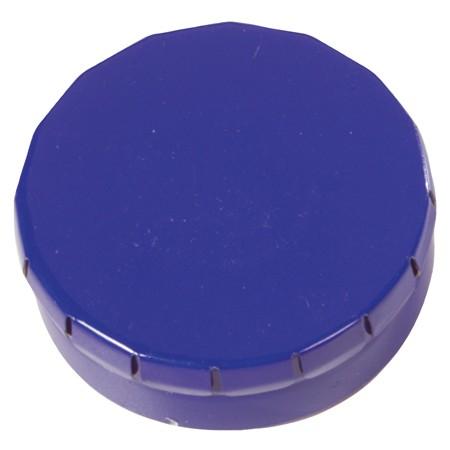 Mini Klick-Klack Dose dunkelblau