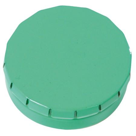 Mini Klick-Klack Dose grün