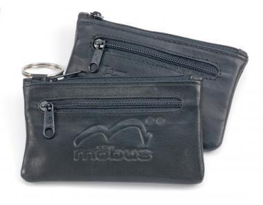 Schlüsseltaschen aus Kalbs-Leder mit Geldfach