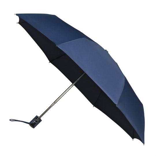 Taschenschirm miniMAX - auf-zu-Automatik (windsicher) dunkelblau