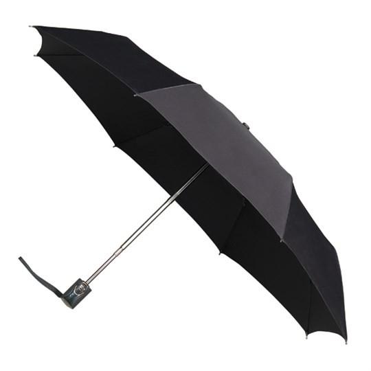 Taschenschirm miniMAX - auf-zu-Automatik (windsicher) schwarz